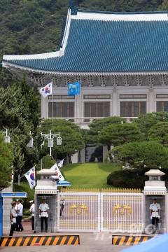 """靑 """"朴 정부 문건 발견, 삼성 경영권 승계 관련 내용"""""""