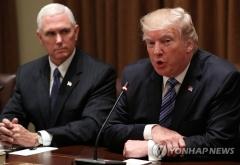 """트럼프 """"중국에 매우 실망…북한에 말만 하고 제재 안 해"""""""