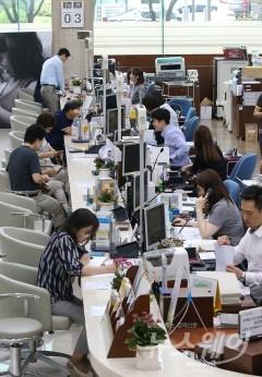 '수익성 빨간불' 은행권, 사업 포트폴리오 또 고친다