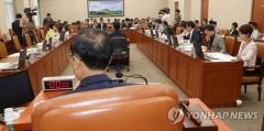 한국당-바른정당, 김상곤 임명에 추경 보이콧 선언