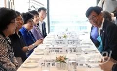 """김상조 """"중소기업도 변해야"""" 쓴소리"""