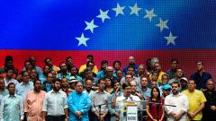 베네수엘라 야권, '셀프 개헌찬반투표' 결과 힘입어 전국 총파업 계획