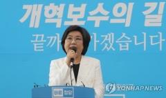 """이혜훈 """"영수회담서 탁현민 해임 언급"""""""