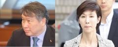 SK 최태원·노소영 이혼소송 첫 변론…당사자 모두 불참