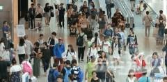 상반기 중국인 관광객 줄고 홍콩·대만·동남아 관광객 늘었다