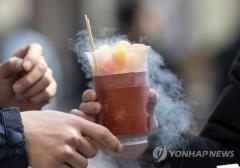 '용가리 과자' 사용기준 개정···식품에 액체질소 잔류 시 처벌