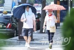 [내일날씨]전국에 흐리고 비···.남부지방 천둥·번개 동반 폭우