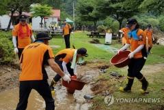 7월 충청 지역 등 호우피해 복구비용 2876억원 지원 확정
