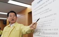 김영록, 평창올림픽 AI 방역대책 점검