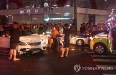 안산에서 승용차와 택시 충돌…2명 사망