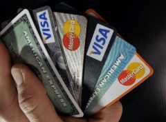 카드사 '빅5', 상반기 신용카드 이용액 첫 250兆 돌파