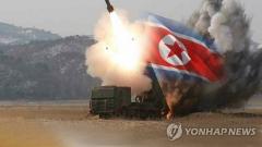 """軍 """"북한 단거리 발사체, 단거리 탄도미사일 가능성 커"""""""