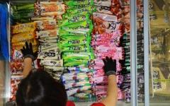 폭염 여파로 계절식품 수요 급증…7월 유통업체 매출 3.6%↑