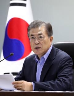 핵실험 이틀만에 국무회의…文대통령 대북구상 밝힐까