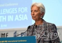 """IMF """"韓 올해 3.2% 성장···한은, 완화적 통화정책 유지해야"""""""