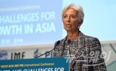 IMF, 韓 전망 어둡다···잠재성장률 2030년대 1%대로 추락