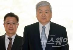 경찰, 조양호 한진그룹 회장에 구속영장 재신청