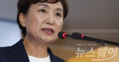 김현미 장관 1년…'제 점수는요'