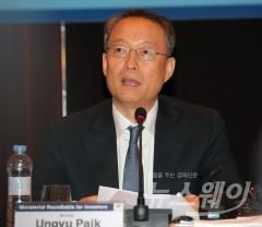"""백운규 """"GM, 신기술 탑재 자동차 배정해야 '먹튀' 방지"""""""