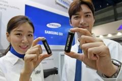 삼성SDI, 원형21700 등 고성능 배터리 라인업 선봬