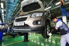 GM 군산공장 폐쇄시 대구·경북 부품업체 283억 생산 감소