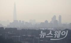 중국 모래폭풍, 오늘(27일) 오후 한반도 영향 미쳐