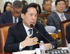 송영무 국방부 장관, 지난해 국방망 해킹 사고 대책 마련 지시