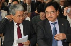 민주당·국민의당 연정론, 수포로 돌아간 듯