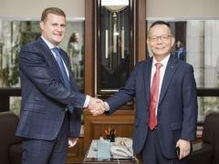 수출입은행, 러시아 극동개발기금과 협력 방안 논의