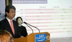 신고리5·6호기 '건설재개' 결론…19.0%P 차(상보)