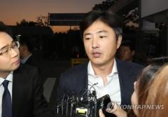 """'199일만에 석방' 고영태, 최순실 질문에 """"법정서 다 밝히겠다"""""""