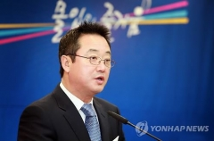 이웅열 회장, 티슈진 상장 첫날 공모가 대비 지분가치 1708억 '껑충'