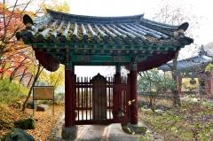 '순창 만일사 비' 천년고찰과 고추장 역사를 잇는 다리