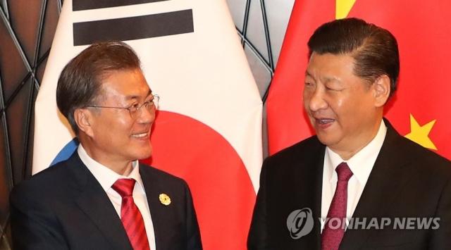 방중 경제 사절단 역대 최대…삼성·현대차·SK·LG 총출동