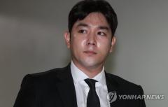 """'슈퍼주니어' 강인, 여자친구 폭행 신고로 경찰 출동…소속사 """"확인 중"""""""