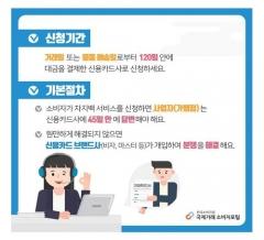 소비자원, 해외직구 피해 대비 '차지백 서비스' 홍보