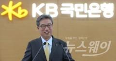 '성과·혁신' 앞세운 허인 KB국민은행장, 연임 사실상 확정(종합)