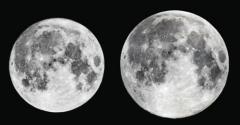 12월 4일 0시 47분에 '슈퍼문' 관측 가능…올해 가장 큰 보름달