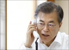 """文대통령 """"인천 낚시배 구조작전 최선 다해달라"""""""