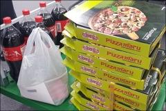 문재인 대통령, 기재부 전 직원에게 '피자' 돌린 까닭