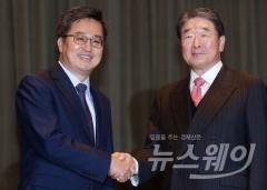 김동연 부총리가 재벌 총수들 만나는 진짜 이유