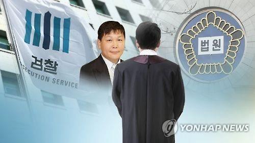 대법원, '정운호 뇌물' 김수천 판사 사건 파기 환송