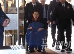 """신격호 롯데 명예회장, 입원 2주만에 퇴원…""""건강 다소 회복 """""""