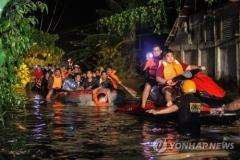 필리핀 태풍 '덴빈' 사망자 200명으로 늘어