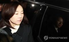 """조윤선 구속영장 기각…오민석 판사 """"도망·증거인멸 염려 없어"""""""