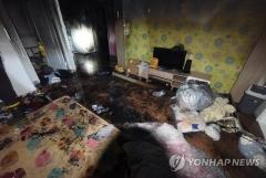 """광주 화재, 어린 아이 3명 사망…친모 """"죽고 싶다""""고 말하기도"""