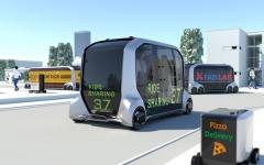 '스마트 시티'의 미래는 '자율 주행'의 미래?