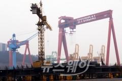 현대삼호중공업 이상균號,싱가포르서'컨테이너크레인'4기수주