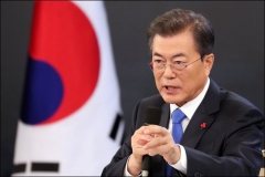 [文대통령 신년회견]재벌·금융개혁 선포한 문재인 대통령