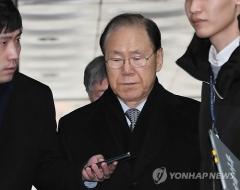 'MB 집사' 김백준 구속…'국정원 뇌물' 수사 이명박 전 대통령 향하나